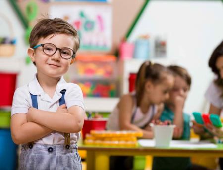 Your Child's Confidence Matters